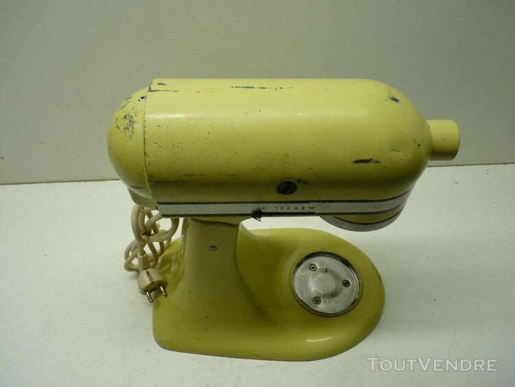 vintage robot cuisine kitchenaid hs en l etat !!