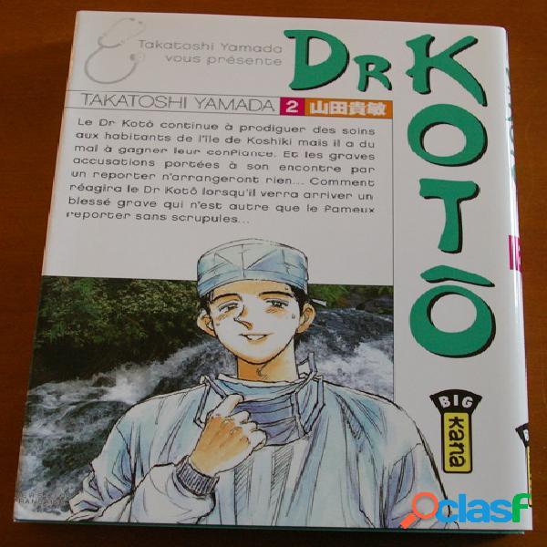 Dr koto n°2, takatoshi yamada