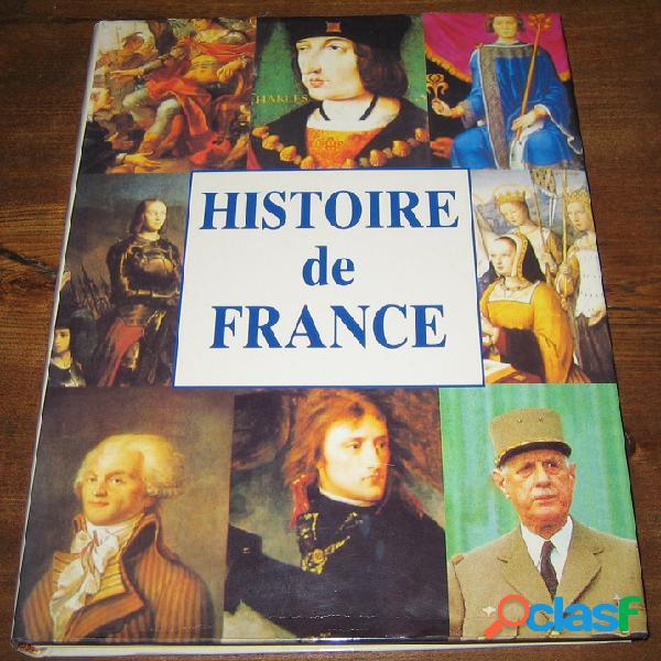 Encyclopédie de l'histoire de la france, carel dumesnil