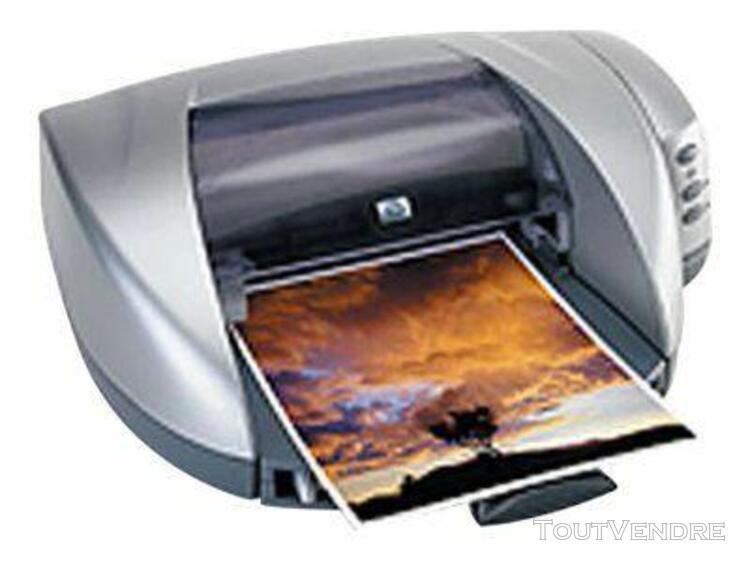 hp deskjet 5550 - imprimante - couleur - jet d'encre - a4/le