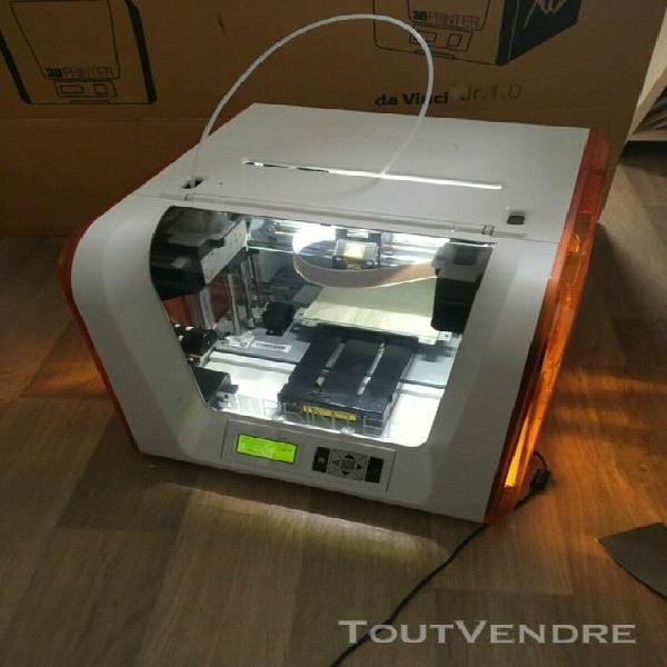 imprimante 3d - xyz da vinci jr. 1.0 - vendue sans bobine pl