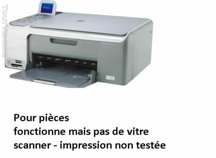 imprimante couleur hp photosmart c4180 scanner photocopieur