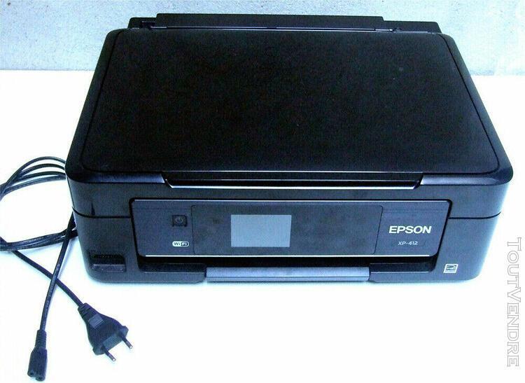 imprimante epson xp 412