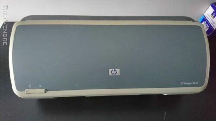 imprimante jet d'encre couleur hp deskjet 3845