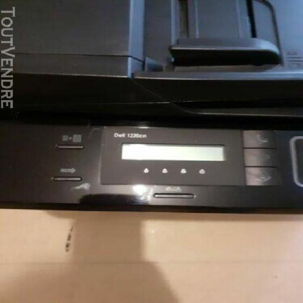 imprimante laser couleur réseau multifonction dell 1235cn