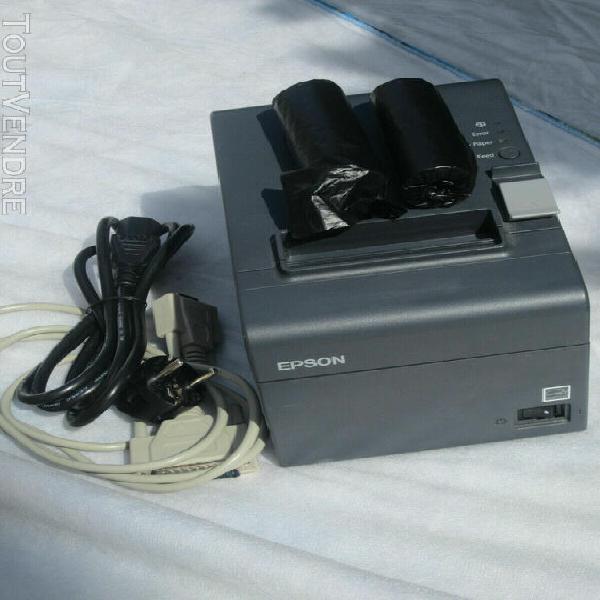 imprimante ticket de caisse epson tmt-20