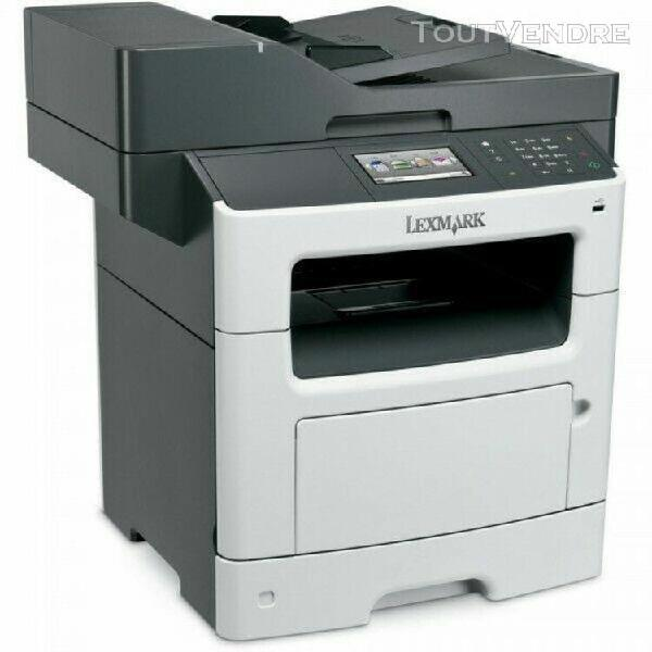 lexmark mx511dhe 35s5754 imprimante multifonction scan ether