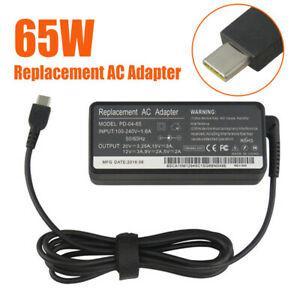 65w type-c adaptateur ca pour chargeur portable usb-c