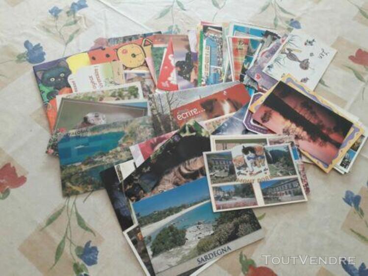 70 cartes ecrites annee 2000/2010