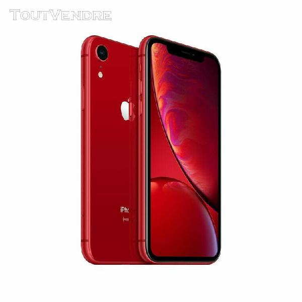 Apple iphone xr 64 go double sim (product)red