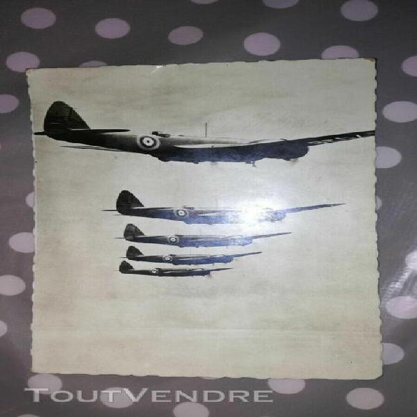 carte postale ancienne guerre avions royal air force bristol