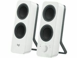 Haut-parleurs pour ordinateur pc portable enceinte logitech