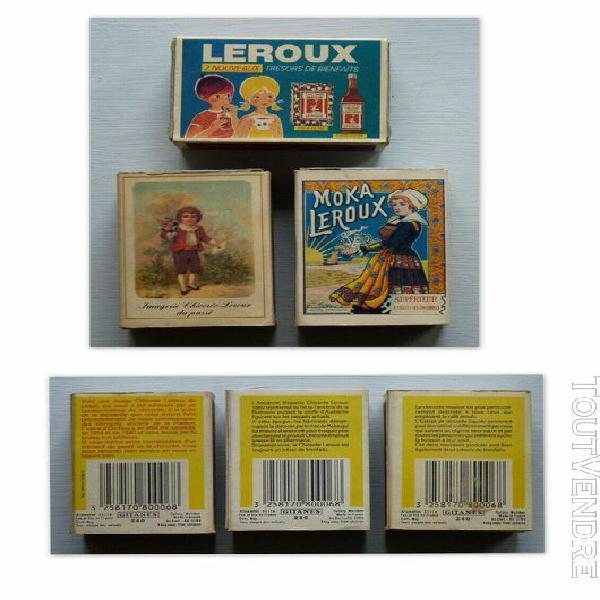 lot 38 boîtes familiales allumettes années 1980