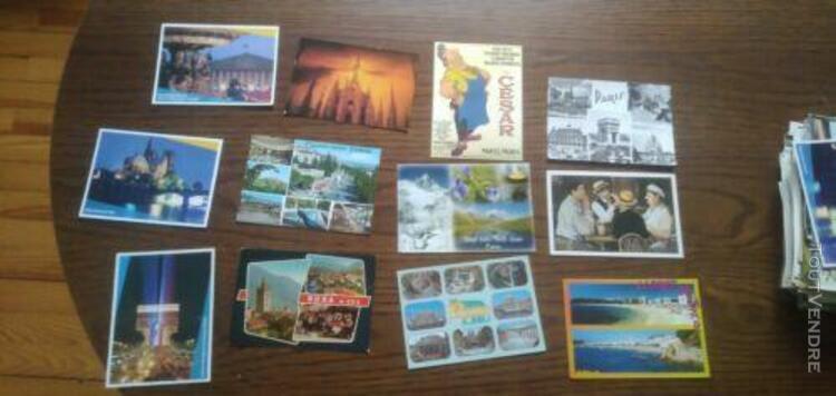 lot d anciennes cartes postales cpa en bon etat 700 pièc
