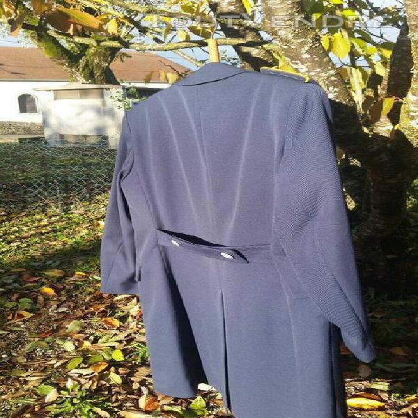 manteau militaire authentique bundeswehr sous-officier