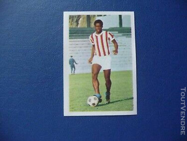marius trésor- image agéducatif - football en action 1972