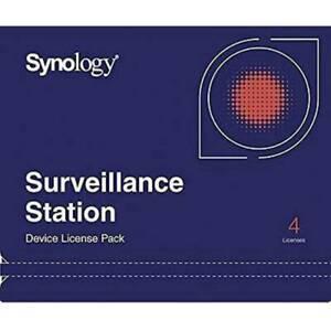 Pack de licences pour serveur nas synology device license x