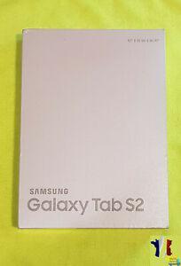 """Samsung galaxy tab s2 (9,7"""") wi-fi - 32 go blanc - neuf -"""