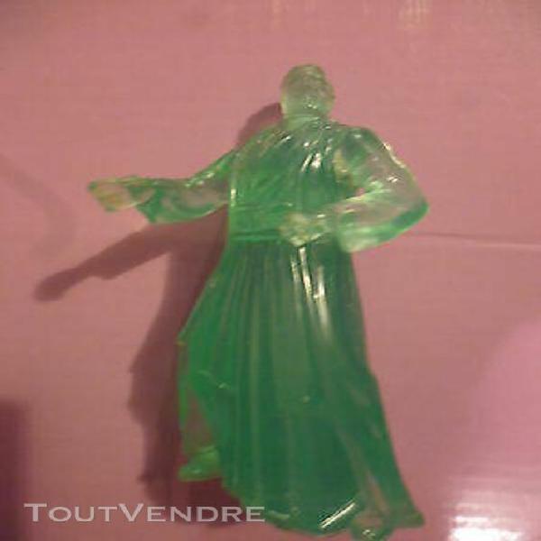 Star wars figurine potf obiwan kenobi holographic sur dagob