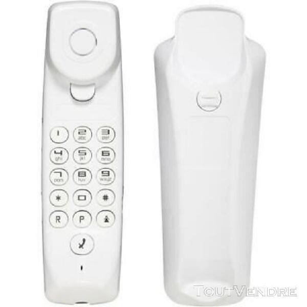 Temporis 10 téléphone fixe (filaire) produit neuf