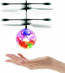 Baztoy balle volante, rc flying ball jouets cadeau pour