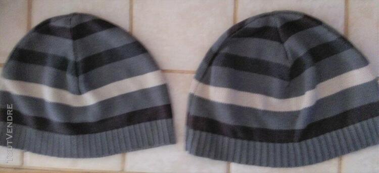Bonnet taille unique enfant 0.50 euro l'unité taille 55