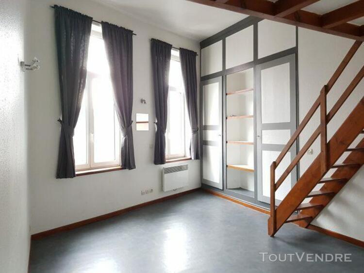 Centre - t2 bis de 43 m² avec mezzanine
