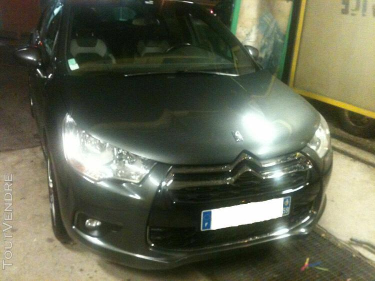 "Citroen ds4 hdi 2.0 136 cv finition ""so chic"""