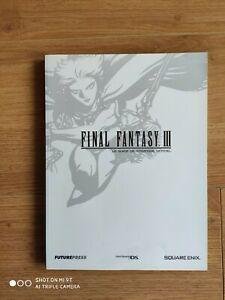 Final fantasy 3 guide futurepress