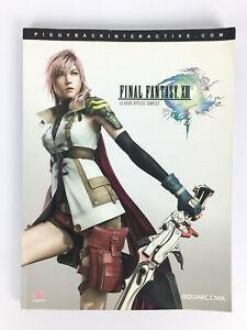 Final fantasy xiii 13 / le guide officiel / xbox 360, ps3