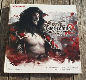 Guide officiel castlevania lords of shadow 2