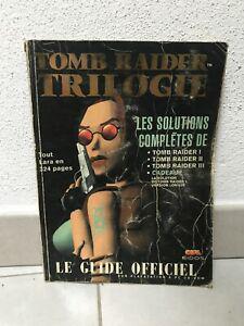 Guide officiel de la trilogie de tom rider