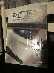 Guide stratégique officiel du jeu star wars battlefront