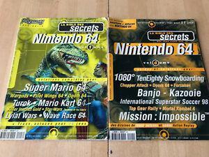 Lot 2 livres la bible des secrets des jeux vidéos sur