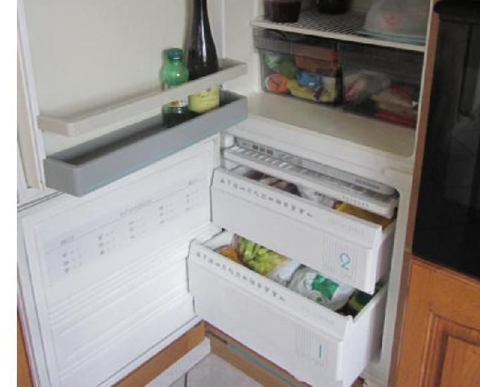 Liebherr TP 1434-21 table Réfrigérateur blanc EEK Bon état++