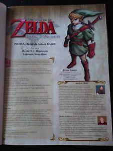 The legend of zelda twilight princess wii gc collectors