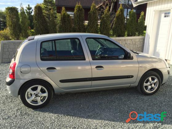 Renault clio 1.5 dci (2006)