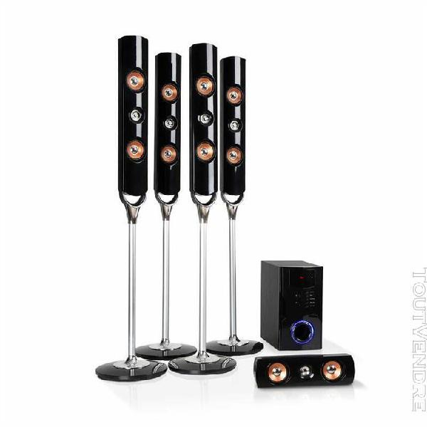 auna areal nobility système surround 5.1 canaux bluetooth