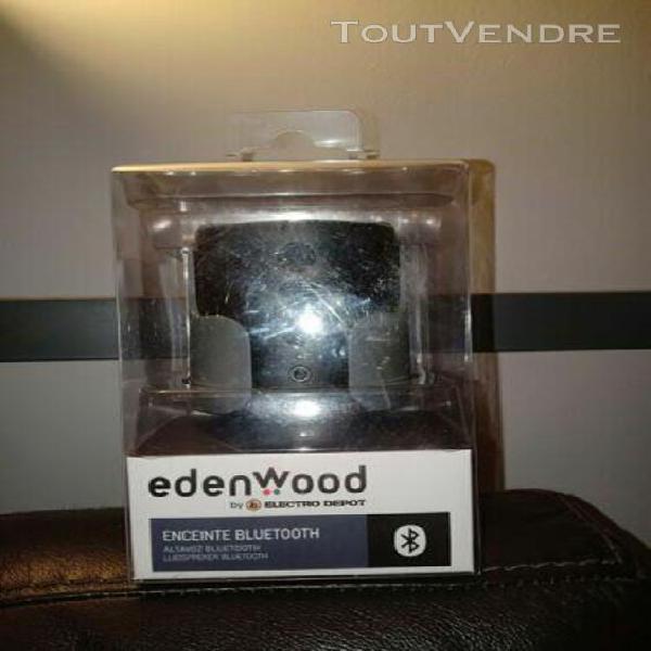 enceinte bluetooth edenwood 8 watts