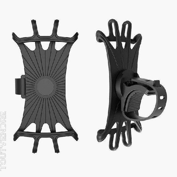 accessoires de vélo 360 ° rotatif moto phone bike mount