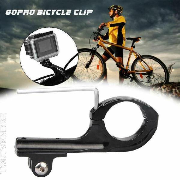 accessoires de vélo clip vélo sport caméra siège de
