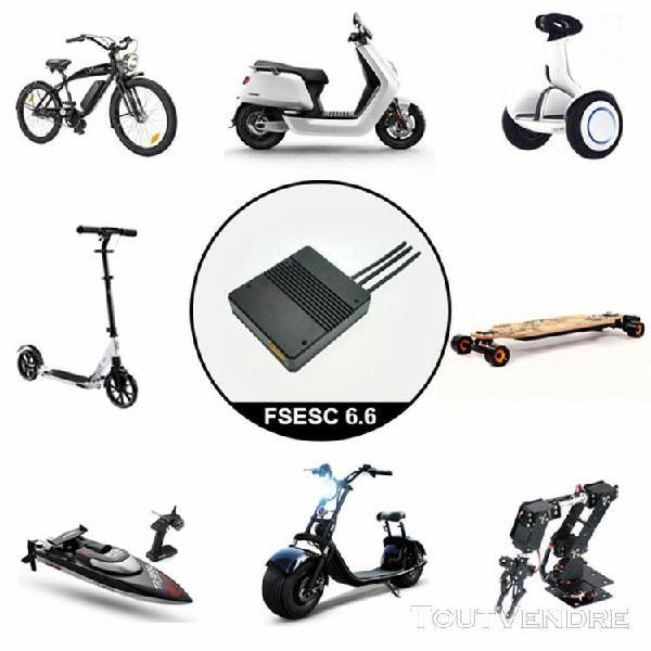 accessoires de vélo flipsky fsesc 6.6 sur la base vesc 6