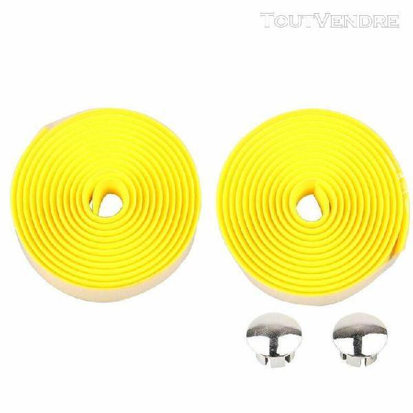 accessoires de vélo guidoline cork poignées de cyclisme
