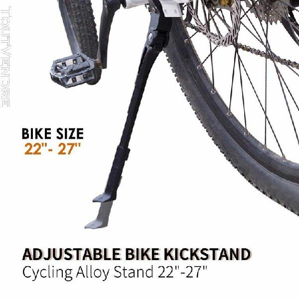 accessoires de vélo léger vélo béquille À vélo en