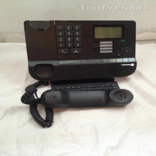 Alcatel-lucent networking téléphonie ip deskphone 8028s