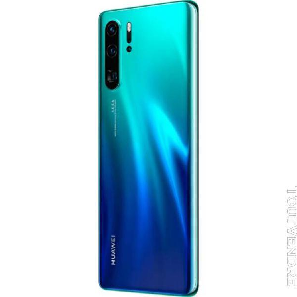 Huawei p30 pro bleu aurore 256go + 8go ram daul sim 4g lte +