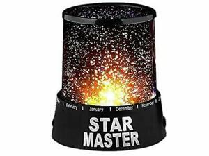 Projecteur étoile - lampe de chevet star master #827