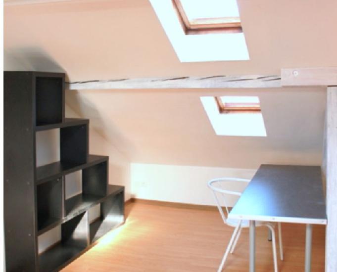 F1 loft meublé centre historiquegare - tv-wifi~1 mois ou +