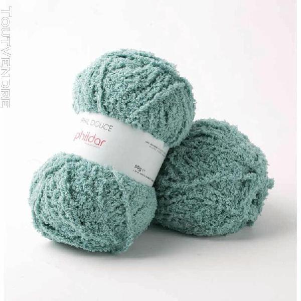 pelote de laine douce amande 50 g
