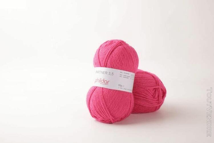 pelote de laine partner 3,5 berlingot 50